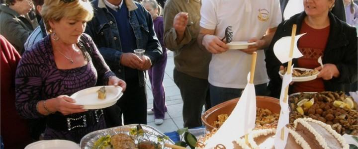 Кулинарный фестиваль на острове Лошинь