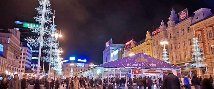 Aдвент в Загребе 2016 – в канун Нового Года