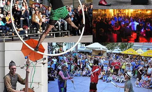 Cest is d'best  – международный уличный фестиваль